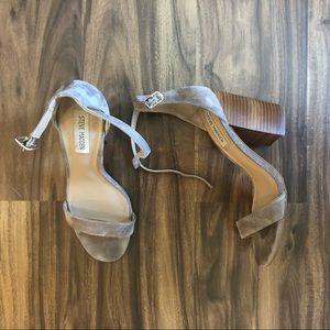 45230d785a7 Steve Madden Shoes - STEVE MADDEN SANDALS (chunky heel)